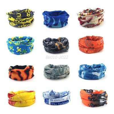 Outdoor Riding Bicycle Pirate Scarf Sports Headband Cycling Cap Bike Headscarf