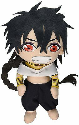 "*NEW* Magi The Labyrinth of Magic: Judal 8"" Plush by GE Animation"
