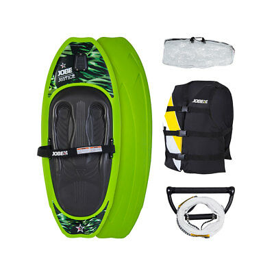 Jobe Justice Kneeboard Package 2016 - Green