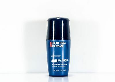 Biotherm Homme Day Control Deo Roller 75 ml Protection Neu OVP