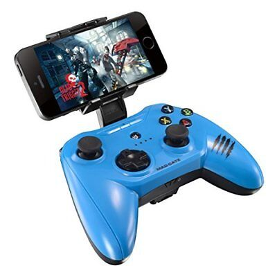 Controller Manette pour iOS Iphone, Ipad C.T.R.L.I Mad Catz Bleue Blue Neuve New