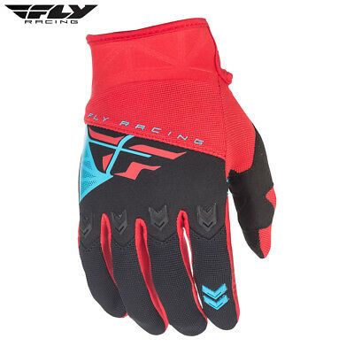 New 2018 Fly Racing Adult F16 Gloves Motocross Enduro Red Black S M L XL XXL