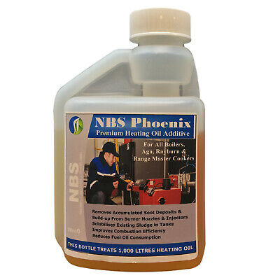 Aga Cookers NBS PHOENIX Premium Heating Oil Additive 200ml