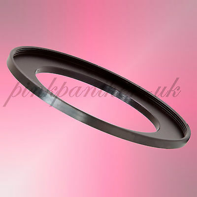 52mm Lens Thread to 77mm Filter Step Up Ring Adapter 52mm-77mm 52-77 52-77mm
