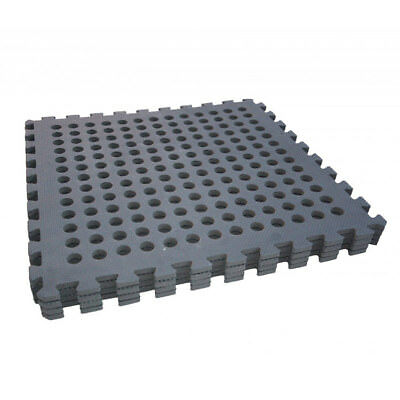 Sunncamp Black Multi Purpose EVA Mat Flooring