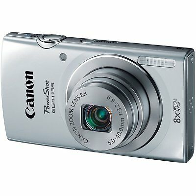 Camera, Canon PowerShot A2300 IS 16.0 MegaPixel, 5x Optical Zoom, Silver