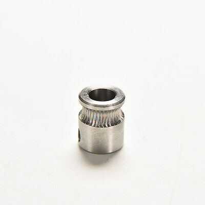 MK8 Extruder Drive Gear Hobbed For Reprap Makerbot 3D Printer Stainless SteelF&F