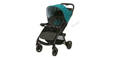 Graco Baby Verb Click Connect Stroller, Sapphire, Brand New - Free Shipping