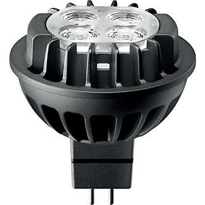 1 X Philips Master LED MR16 (GU5.3) 7W DIMMABLE in 4000K RETROFIT 60D 60 degree