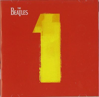The Beatles 1 27 Tk CD Album Number One Singles Best Of Greatest Hits Collection