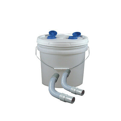 Dental Lab Plaster Trap 3.5 Gallon Complete with hoses