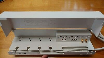 Belkin Concealed 11 Outlet Surge Protector Power Strip 10 Foot Cord BZ111234-10