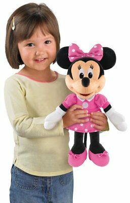 Minnie Mouse sing and giggle Doll