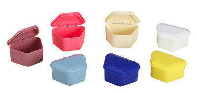 DENTURE BOXES, ASSORTED COLORS  200 boxes(bx1050x200)