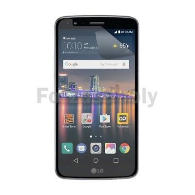 NEW HOT! LCD Ultra Clear HD Screen Shield Protector for Android Phone LG Stylo 3