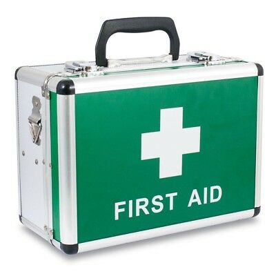 Aluminium First Aid Case Medium - Empty