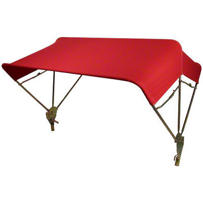 """International Case IH Tractor Umbrella Buggy Top 3 Bow 40"""" Frame & Red Cover"""