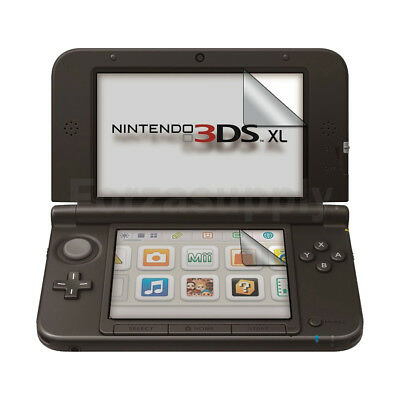 NEW HOT! Anti-Scratch LCD Ultra Clear HD Screen Protector for Nintendo 3DS XL