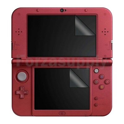B2G1 Free NEW HOT! LCD Ultra Clear HD Screen Protector for Nintendo 3DS XL 2015