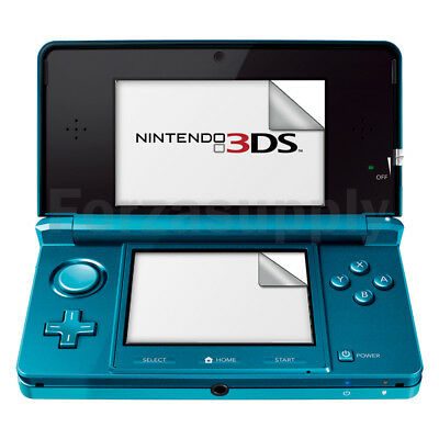 NEW HOT! Anti-Scratch LCD Ultra Clear HD Screen Protector for Nintendo 3DS