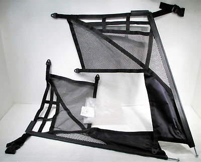 Genuine Polaris 2016 16 Ranger 570 900 1000 OEM Left Right REAR Net Doors Nets