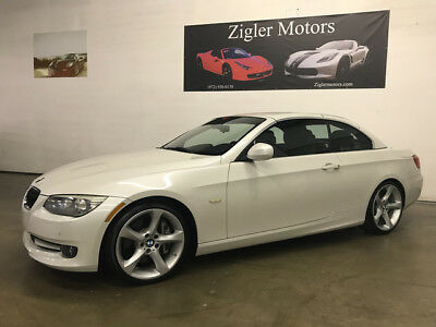 2011 BMW 3-Series Base Convertible 2-Door 2011 BMW 335i Conv Sport only 16kmi,Clean Carfax