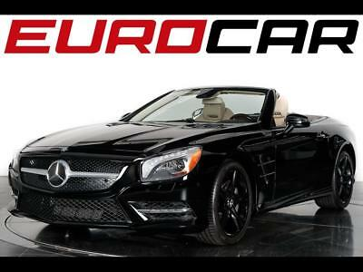 2015 Mercedes-Benz SL-Class SL550 2015 Mercedes-Benz SL550 - STUNNING TWO TONE INTERIOR, AIRSCARF®
