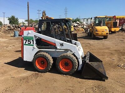 Bobcat 751 Skidsteer    Ready For Work ! We Can Ship Anywhere In The USA !