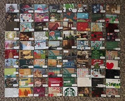 Starbucks Vintage Old New Logo City Cards 80 Eighty Card Lot Set Collection RARE