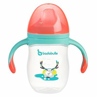 Badabulle No-Spill Baby Child Kids Feeding Drinks Drinking Cup