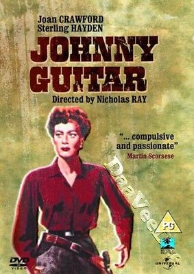 Johnny Guitar NEW PAL Rare Classic DVD