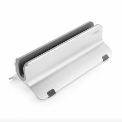Vertical Laptop Stand Desktop Space-saving Stand for MacBook and Apple Notebook