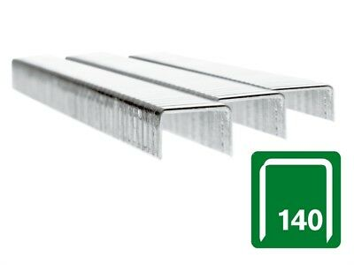 Rapid RPD14010NBSS 140/10NB 10mm Stainless Steel Staples Narrow Box 650 New