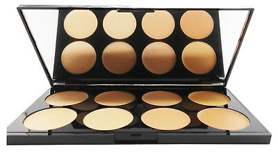 Makeup Revolution Ultra Cover And Conceal Palette Highlighting Contouring Cover