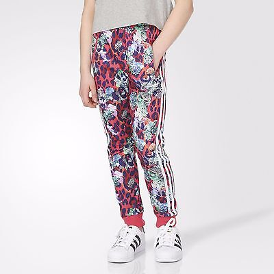 adidas Originals Tracksuit bottoms - multicolor/white - Age 14-15 years