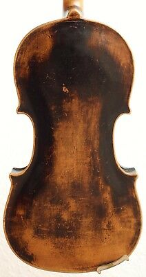 old violin 4/4 geige viola cello fiddle label FEDERICO GABRIELLI