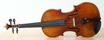 "Very old labelled Vintage violin ""Gajetanus Sgarabotto"" fiddle 小提琴 ヴァイオリン Geige"