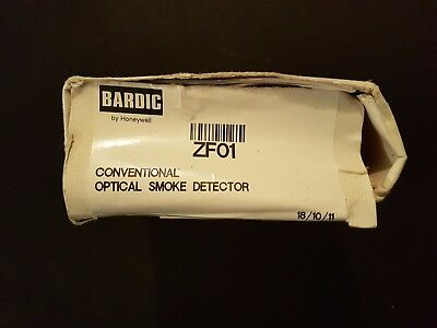 Bardic - Vision 2020P  ( ZF01 ) Photoelectric Smoke Detector    * NEW other *