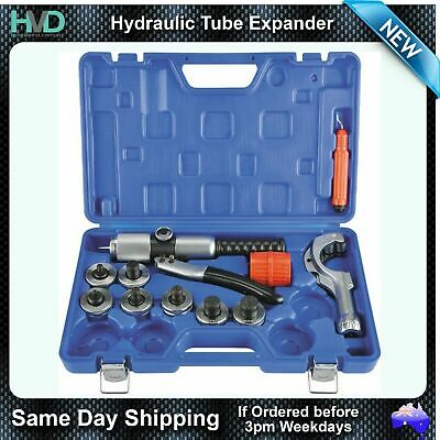 "Hydraulic Tube Expander Kit - For Swaging Copper Tube sizes 3/8"" to 1-1/8"""