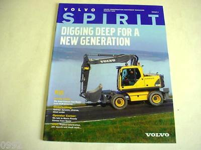 Volvo Construction Equipment Brochure