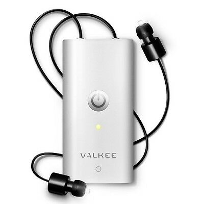 VALKEE NPT1100 Bright Light Headset SILVER - For SAD - White SHIPPED FROM UK