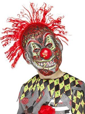 Twisted Clown Child's Mask