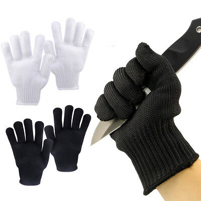 Anti Abrasion Cut Resistant Gloves Wire Working Fish Protection Safety Gloves