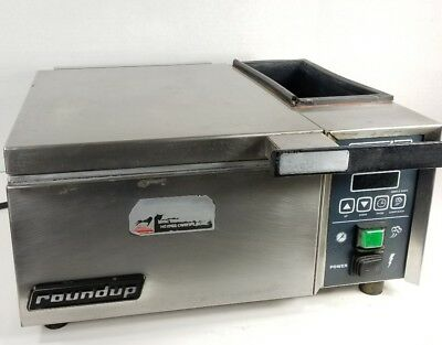 Roundup - DFW150 CF - Deluxe  Steam Countertop Food Cooker - Used
