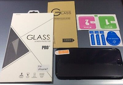 100% Genuine Tempered Glass Film Screen Protector For Apple iPhone 8 / 7 - NEW