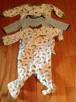 Gender neutral baby infant romper lot size 3-6 months