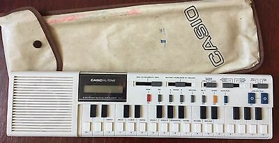 Casio VL-Tone Electronic Musical Instrument With Original Case