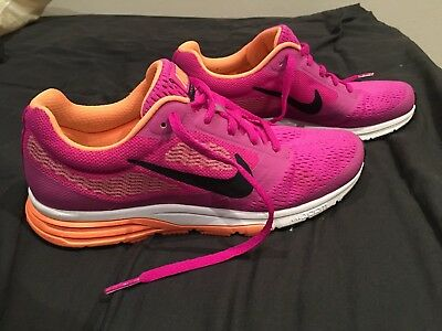 Nike Zoom Fly 2 Zoomfly Women's Shoes Sneakers Size 7 Stable Ride Responsive Run