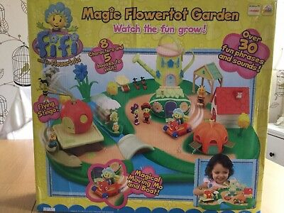 Fifi And The Flowerpots Magic Flowerpot Garden