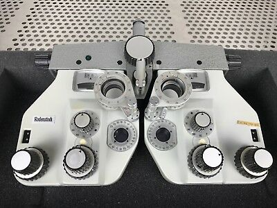 G.rodenstock Phoropter 14453 - 6V 3W Ophthalmic Equipment Rodenstock